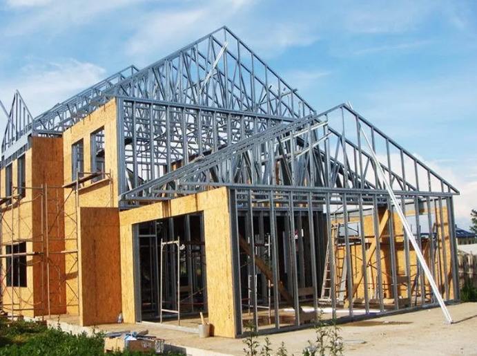 Возведение зданий и сооружений по технологии ЛСТК от компании LSTK-CLUB