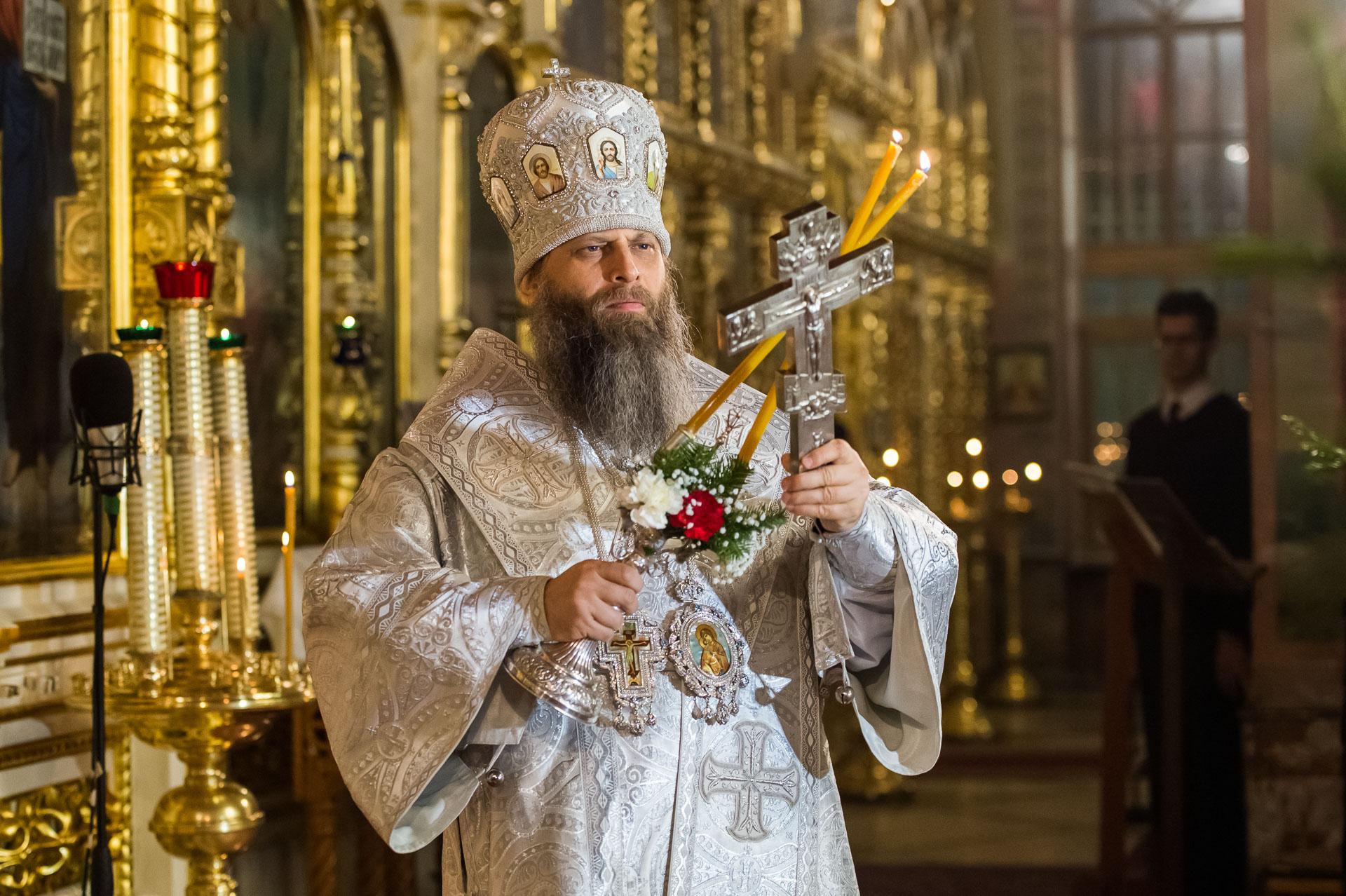 Рождественское послание митрополита Новосибирского и Бердского Никодима