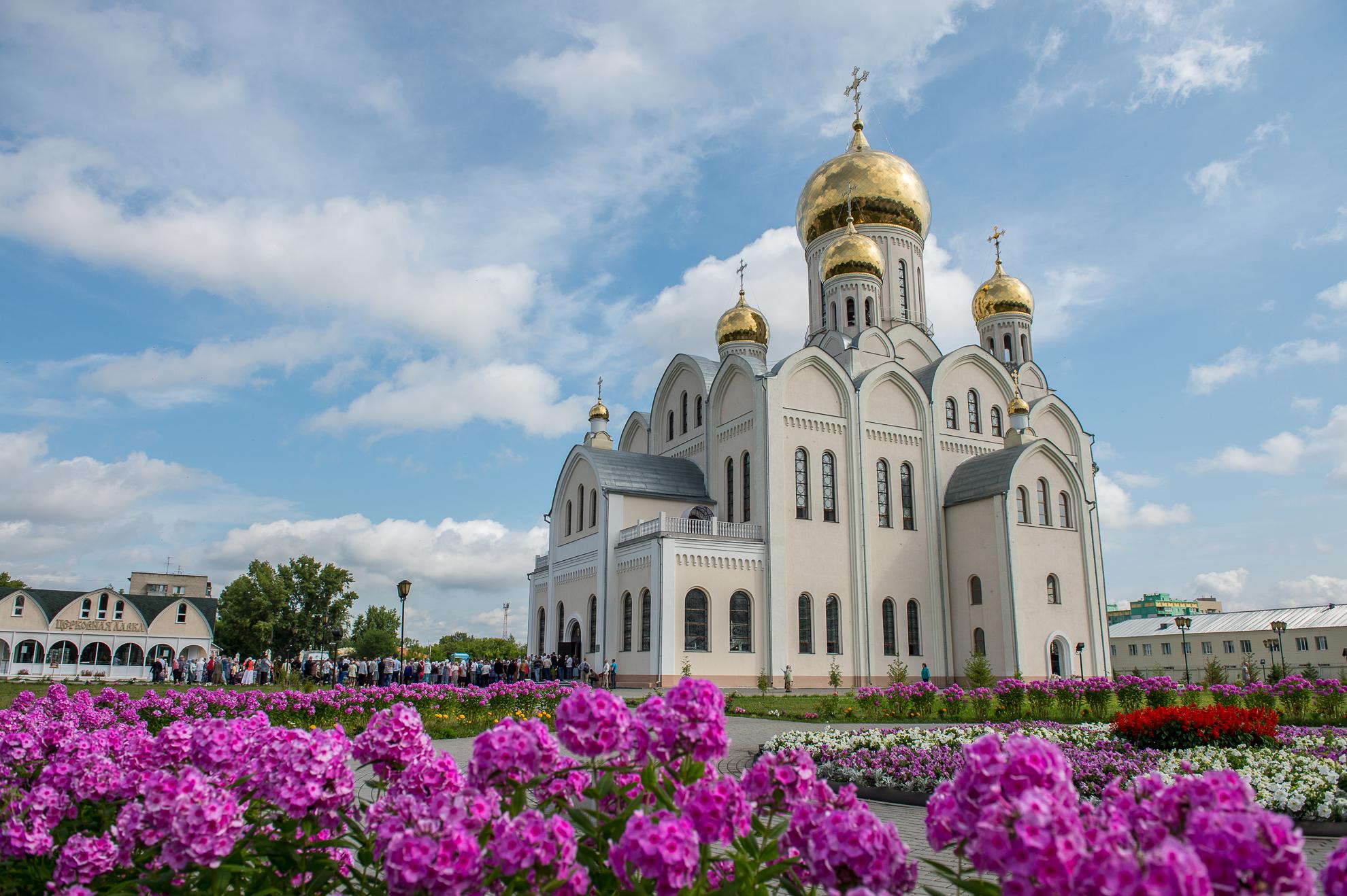 В День России на территории Троице-Владимирского собора состоится светомузыкальное действо «Александр Невский»