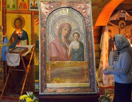 Картинки по запросу Икона Богородицы Казанская Коробейниковская
