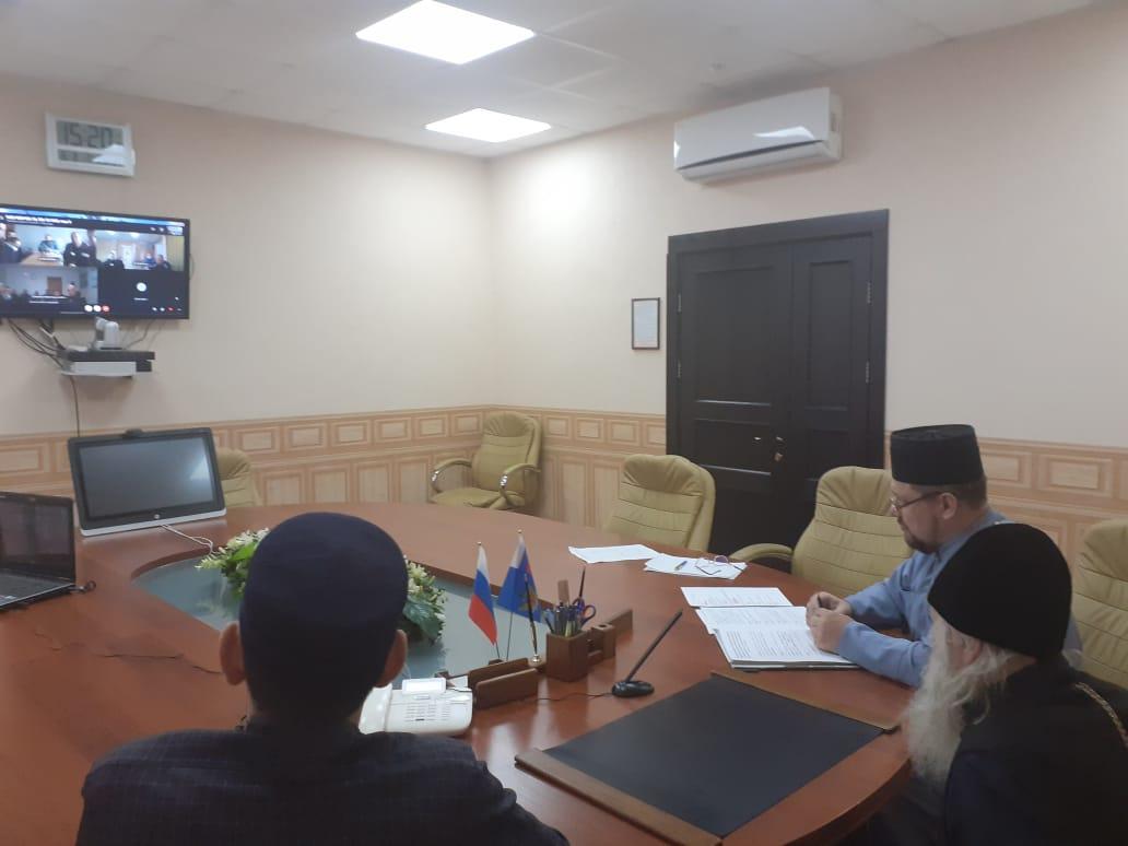 В ГУФСИН России по Новосибирской области проведена религиозная викторина