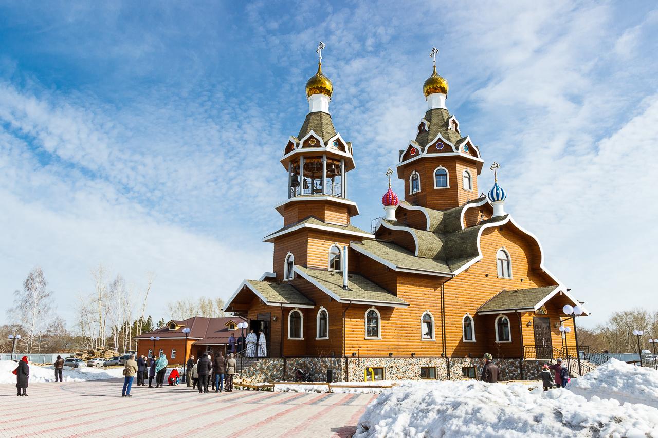 В Новосибирской Епархии состоится концерт колокольного звона