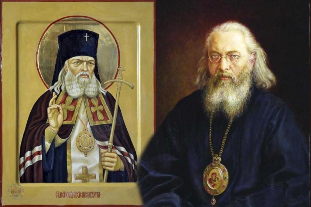 В Новосибирских храмах поклонятся мощам святителя Луки