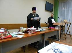 В Новосибирской Епархии прошел круглый стол «За запрет абортов»
