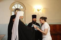 Выпускной акт в Новосибирских духовных школах