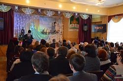 В Карасукской епархии состоялись юбилейные Рождественские образовательные чтения