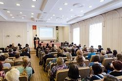 Митрополит Тихон встретился с учителями школ Новосибирского района