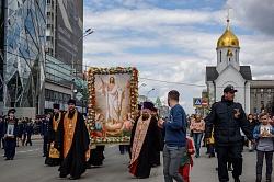 В Новосибирске пройдет Пасхальный крестный ход
